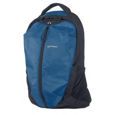 Für weitere Info hier klicken. Artikel: Manhattan Airpack Notebookrucksack blau-schwarz