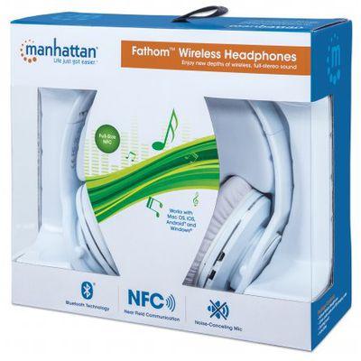 Fathom Bluetooth-Kopfhörer weiß
