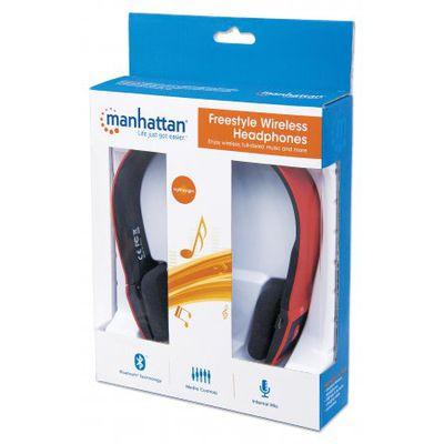 Freestyle Bluetooth-Kopfhörer rot