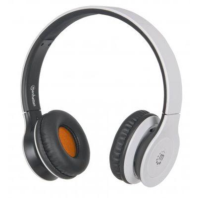 Für weitere Info hier klicken. Artikel: Manhattan Fusion Bluetooth-Kopfhörer weiß