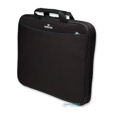Für weitere Info hier klicken. Artikel: Manhattan Notebook Schutz-Tasche schwarz