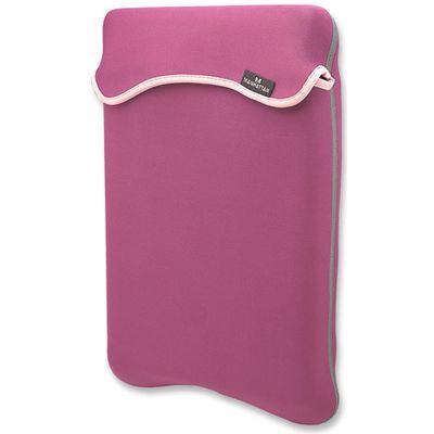 Für weitere Info hier klicken. Artikel: Manhattan Notebook Schutztasche groß violett-beige