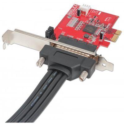 Serielle PCI Express Karte 0