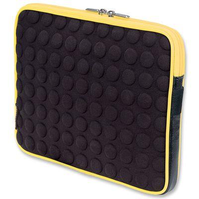 Für weitere Info hier klicken. Artikel: Manhattan Tablet Bubble Case schwarz-gelb