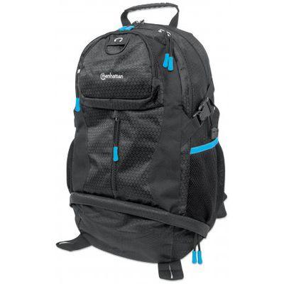 Für weitere Info hier klicken. Artikel: Manhattan Trekpack Notebookrucksack schwarz-blau