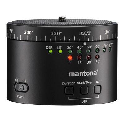 Für weitere Info hier klicken. Artikel: Mantona Turnaround 360 Automatic Rev.2 Stativkopf