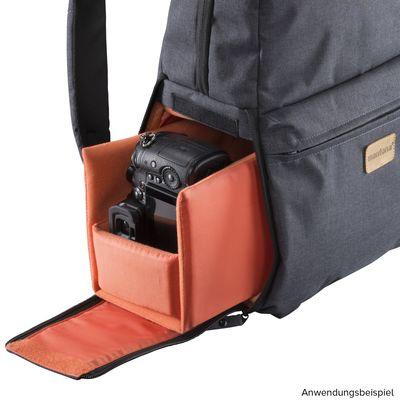Für weitere Info hier klicken. Artikel: Mantona Urban Companion Fotorucksack & Tasche