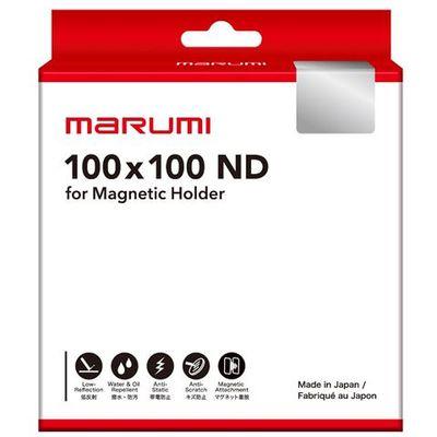Für weitere Info hier klicken. Artikel: Marumi Magnetischer Grau Filter ND1000 100x100 mm