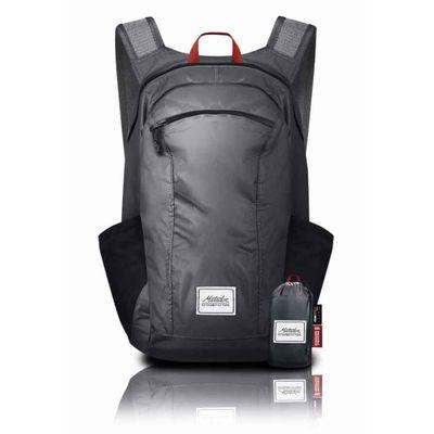 Für weitere Info hier klicken. Artikel: Matador DayLite16 Backpack wasserfester Faltrucksack 16 Liter Fassungsvermögen - ideal für Reisen