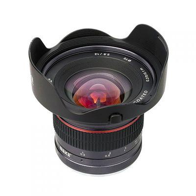 Für weitere Info hier klicken. Artikel: Meike 12mm f/2.8 Canon EF-M