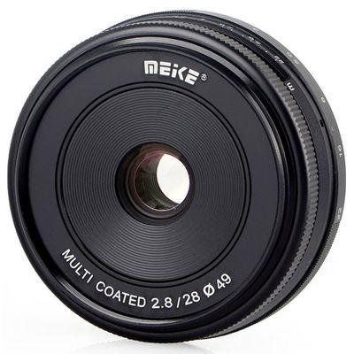 Für weitere Info hier klicken. Artikel: Meike 28mm f/2,8 Canon EF-M