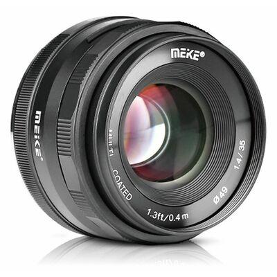 Für weitere Info hier klicken. Artikel: Meike 35mm f/1.4 Nikon Z