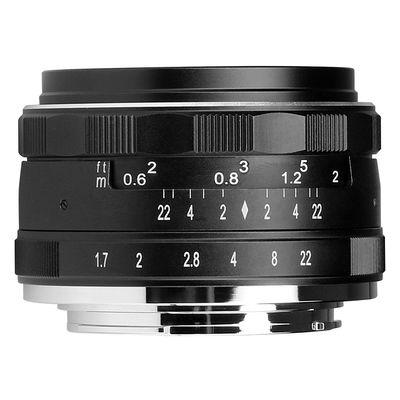 Für weitere Info hier klicken. Artikel: Meike 35mm f 1,7 Canon EF-M