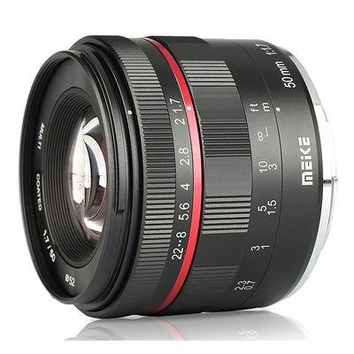 Für weitere Info hier klicken. Artikel: Meike 50mm f/1,7 Canon EF-M