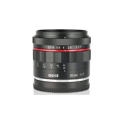 Für weitere Info hier klicken. Artikel: Meike 50mm f/1,7 Fujifilm X