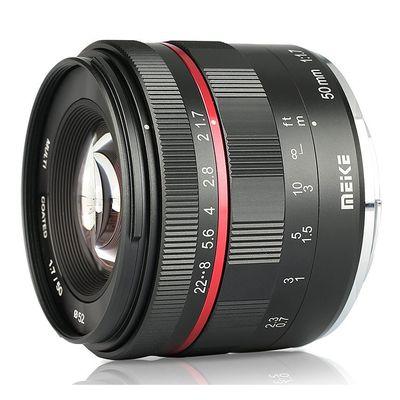 Für weitere Info hier klicken. Artikel: Meike 50mm f/1,7 Sony E-Mount