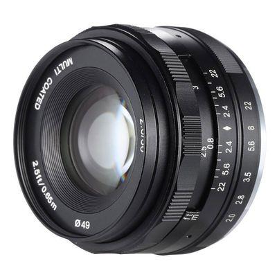 Für weitere Info hier klicken. Artikel: Meike 50mm f/2,0 Fujifilm X