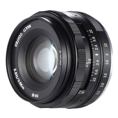 Für weitere Info hier klicken. Artikel: Meike 50mm f/2,0 Micro Four Thirds