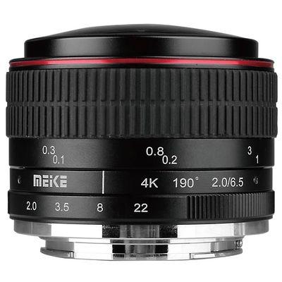 Für weitere Info hier klicken. Artikel: Meike 6,5mm f/2,0 Micro Four Thirds