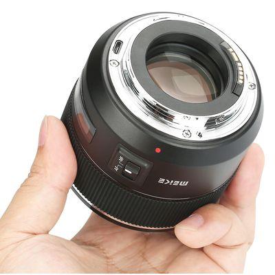 Für weitere Info hier klicken. Artikel: Meike 85mm f/1,8 Canon EF