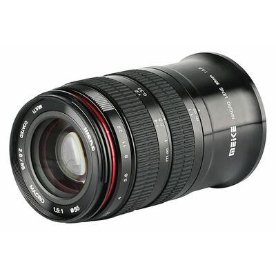 Für weitere Info hier klicken. Artikel: Meike 85mm f/2.8 Macro Lens Nikon Z