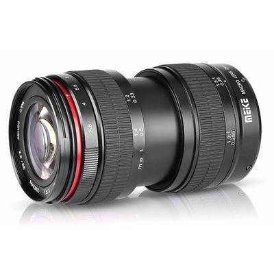 Für weitere Info hier klicken. Artikel: Meike 85mm f/2,8 Macro Sony E-Mount