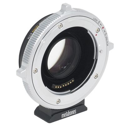 Für weitere Info hier klicken. Artikel: Metabones Adapter Canon EF - E-mount T Speed Booster ULTRA 0,71x II Adapter