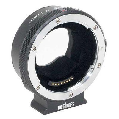 Für weitere Info hier klicken. Artikel: Metabones Adapter Canon EF - E-mount T V Sony E-Mount