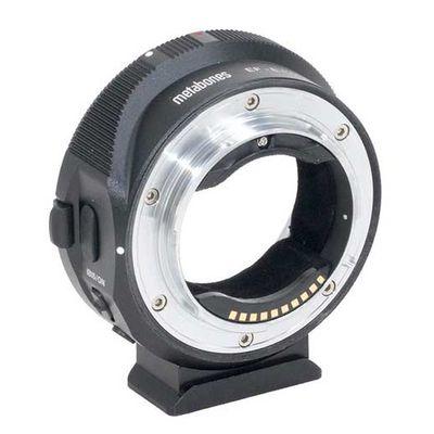 Für weitere Info hier klicken. Artikel: Metabones Adapter Canon EF - E-mount Mark V Sony E-Mount