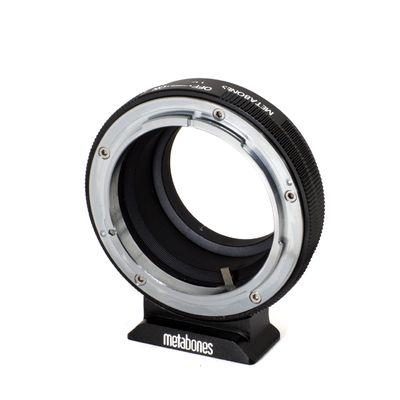 Für weitere Info hier klicken. Artikel: Metabones Adapter Canon FD Fujifilm X