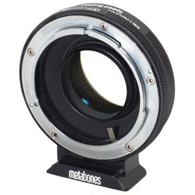 Für weitere Info hier klicken. Artikel: Metabones Adapter Canon FD Speed Booster Fujifilm X