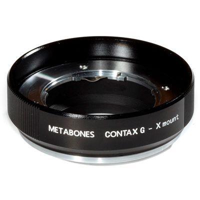Für weitere Info hier klicken. Artikel: Metabones Adapter Contax G Micro Four Thirds