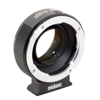 Für weitere Info hier klicken. Artikel: Metabones Adapter Contax Yashica Speed Booster ULTRA Fujifilm X
