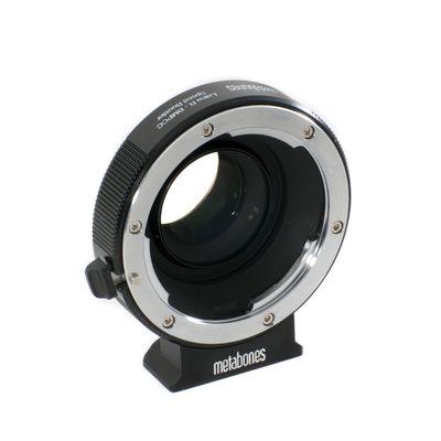 Für weitere Info hier klicken. Artikel: Metabones Adapter Leica R BMPCC S.B. Micro Four Thirds