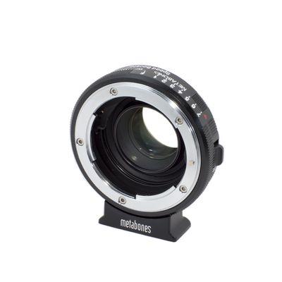 Für weitere Info hier klicken. Artikel: Metabones Adapter Nikon G BMPCC Micro Four Thirds