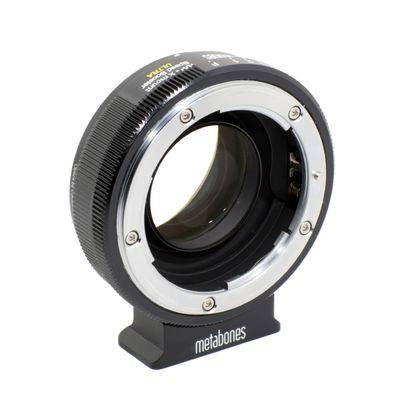 Für weitere Info hier klicken. Artikel: Metabones Adapter Nikon G Speed Booster ULTRA Fujifilm X Fujifilm X