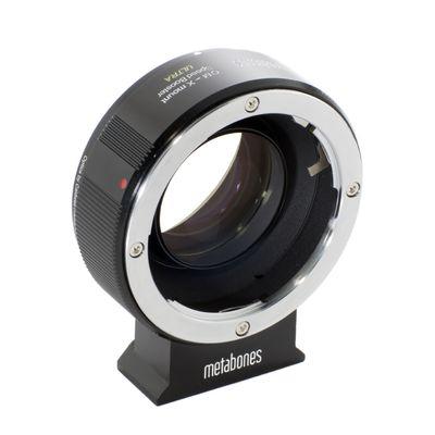 Für weitere Info hier klicken. Artikel: Metabones Adapter Olympus OM Booster ULTRA Fujifilm X