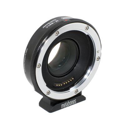 Für weitere Info hier klicken. Artikel: Metabones Adapter Speed Booster Canon EF Micro Four Thirds