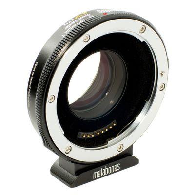 Für weitere Info hier klicken. Artikel: Metabones Adapter Speed Booster Canon EF ULTRA 0,71x Micro Four Thirds