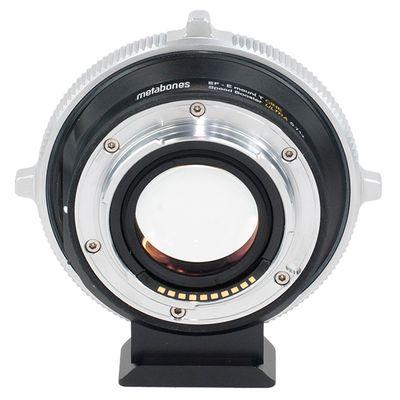 Für weitere Info hier klicken. Artikel: Metabones Canon EF an Sony E Mount T CINE Speed Booster ULTRA 0.71x