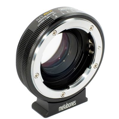 Für weitere Info hier klicken. Artikel: Metabones Speed Booster ULTRA Nikon G an MFT