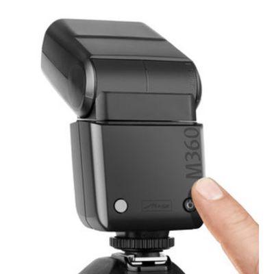 Für weitere Info hier klicken. Artikel: Metz Mecablitz M360 Nikon