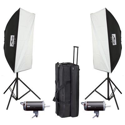 Für weitere Info hier klicken. Artikel: Metz Mecastudio TL-600 SB-Kit II