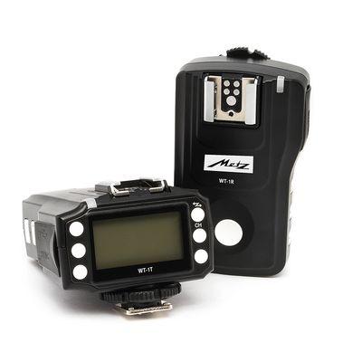 Für weitere Info hier klicken. Artikel: Metz Wireless Trigger WT-1 Kit Sony