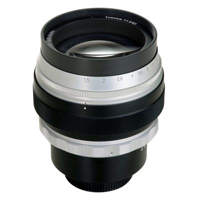 Für weitere Info hier klicken. Artikel: Meyer-Optik-Görlitz 1,5/85 Somnium Canon EF