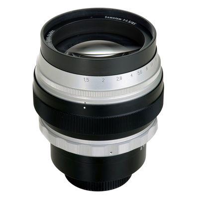 Für weitere Info hier klicken. Artikel: Meyer-Optik-Görlitz 1,5/85 Somnium M42