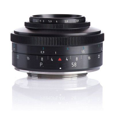 Für weitere Info hier klicken. Artikel: Meyer-Optik-Görlitz 1,9/58 P. Leica M