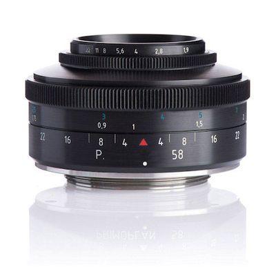 Für weitere Info hier klicken. Artikel: Meyer-Optik-Görlitz 58mm f/1,9 P. Nikon FX