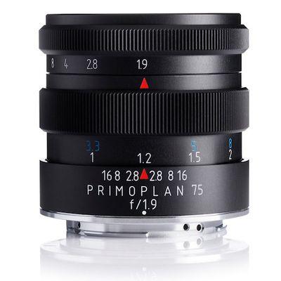 Für weitere Info hier klicken. Artikel: Meyer-Optik-Görlitz 1,9/75 Primoplan Nikon FX