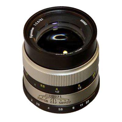 Für weitere Info hier klicken. Artikel: Meyer-Optik-Görlitz 2,0/85 Figmentum Nikon FX